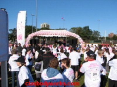Run for the Cure 14
